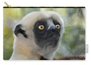 Coquerel's Sifaka Lemur Carry-all Pouch