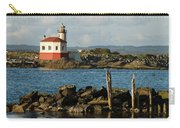 Coquille River Lighthouse Bandon Oregon Carry-all Pouch