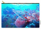 Coral Candy Carry-all Pouch