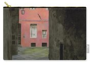 Coral Corridor Siena Italy Carry-all Pouch