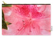 Coral Pink Azalea Goodness Carry-all Pouch
