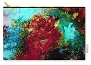 Coral Reef Impression 15 Carry-all Pouch