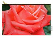 Coral Rose At Pilgrim Place In Claremont-california   Carry-all Pouch