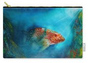 Coral Trout Carry-all Pouch
