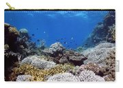 Corals Garden Carry-all Pouch