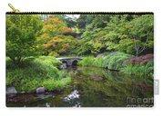Corbel Arch Bridge Japanese Garden Maymont I Carry-all Pouch