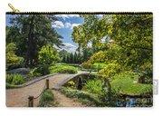 Corbel Arch Bridge Japanese Garden Maymont Carry-all Pouch