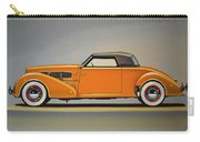 Cord 810 1937 Painting Carry-all Pouch