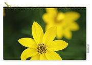Coreopsis Carry-all Pouch