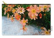 Coreopsis Sienna Sunset Carry-all Pouch