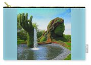 Corey Rockafeler - Mother Nature Fountain Carry-all Pouch