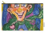 Corey The Lepperchaun Lucky Charms Carry-all Pouch