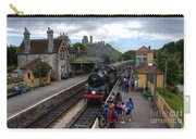 Corfe Castle Station Carry-all Pouch