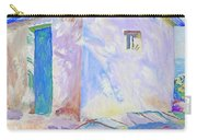 Corfu  Lights And Shadows Carry-all Pouch