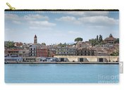 Corfu Town Port With Warehouses Carry-all Pouch
