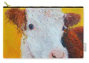 Coriander The Cow Carry-all Pouch
