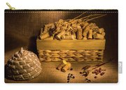 Cork And Basket 3 Carry-all Pouch