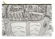 Cork, County Cork, Ireland In 1633 Carry-all Pouch