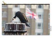 Cormorant Adult Phalacrocorax Carbo Carry-all Pouch
