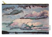 Cormorant Cumulus Carry-all Pouch