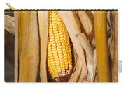 Corn Cobb On Stalk Carry-all Pouch