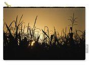 Corn Field Sunrise Carry-all Pouch