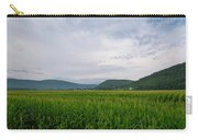 Corn Fields, Upstate New York Carry-all Pouch