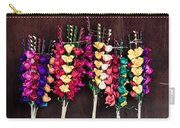 Corn Husk Flowers Carry-all Pouch