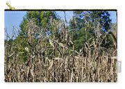 Corn Stalks Drying Carry-all Pouch