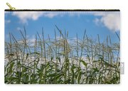 Corn Tassels In The Sky Carry-all Pouch