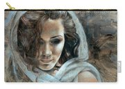 Cornelia Portrait2 Carry-all Pouch