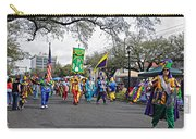 Corner Club 4 - Mardi Gras New Orleans Carry-all Pouch