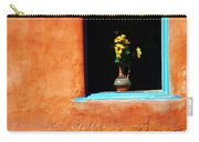 Corner In Santa Fe Nm Carry-all Pouch