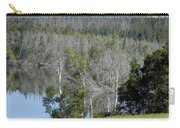 Corner Of Caribou Lake Carry-all Pouch