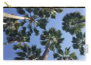 Corner Palms Carry-all Pouch