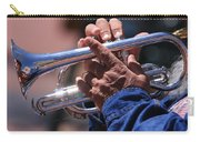 Cornet On Pearl Carry-all Pouch