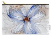 Cornflower Blues Carry-all Pouch