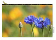 Cornflowers -1- Carry-all Pouch by Issabild -