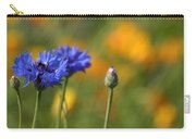 Cornflowers -2- Carry-all Pouch