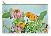 Cornflowers 20 Carry-all Pouch
