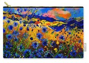 Cornflowers 746 Carry-all Pouch