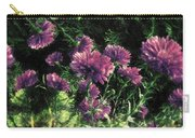 Cornflowers Autumngraphy - Photopainting Light Carry-all Pouch