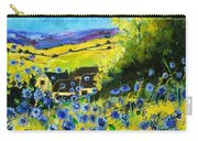 Cornflowers In Ver Carry-all Pouch