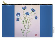 Cornflowers Carry-all Pouch