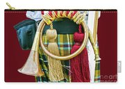 Cornish National Tartan Carry-all Pouch