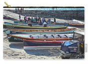 Cornish Pilot Gigs Carry-all Pouch