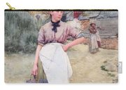 Cornish Village Maiden Carry-all Pouch
