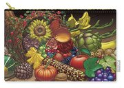 Cornucopia Overflowing Carry-all Pouch