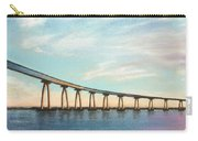 Coronado Bridge Sunset A Carry-all Pouch