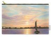 Coronado Bridge Sunset  B Carry-all Pouch